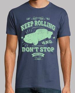 keep roll und nicht aufhören