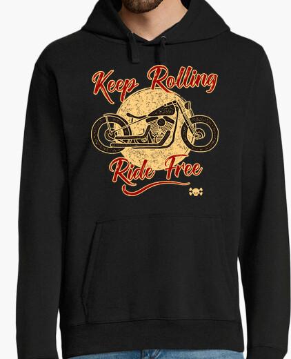 Jersey Keep Rolling. Ride Free