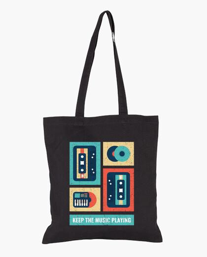 Keep the music Playing bag