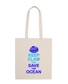 keep vongole e save gli oceani