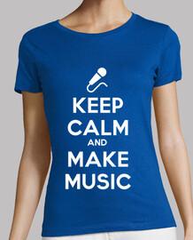KeepCalm Music 7 (Microphone) FT1