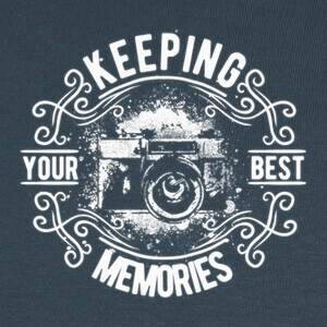 Keeping your best Memories T-shirts