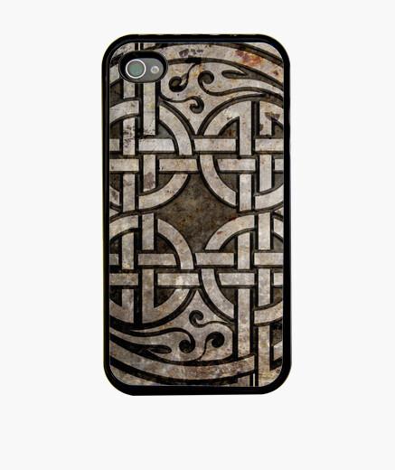 IPhone Hülle keltischer knoten - ewige liebe