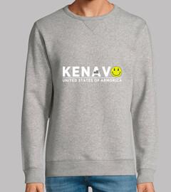 kenavo - sudadera ligera hombre