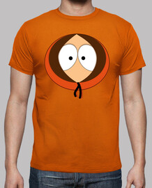 Kenny south park camisetas friki