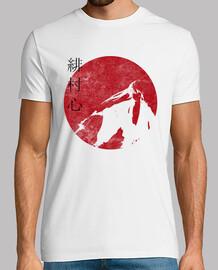 kenshin sol rojo