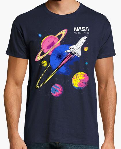 Kepler 452b nasa mission t-shirt