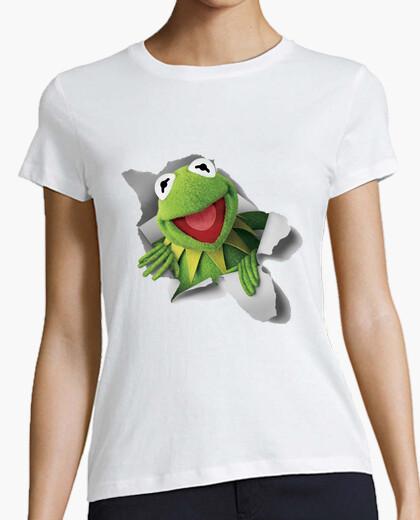 Camiseta KERMIT