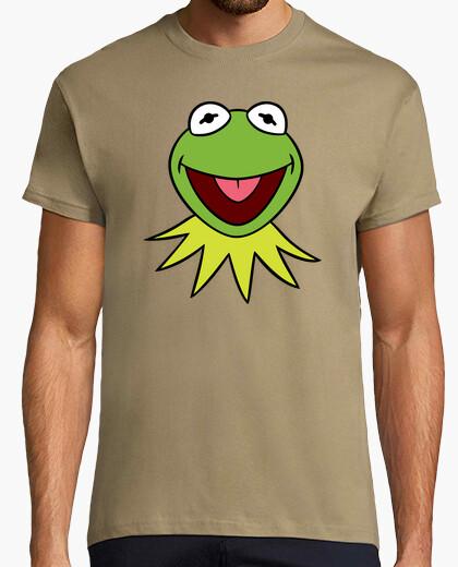 098e499f Kermit the Frog (Sesame Street) T-shirt - 1396314   Tostadora.co.uk