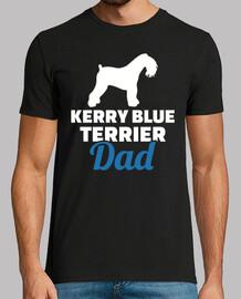 kerry blue terrier dad