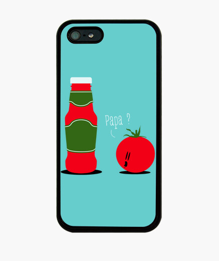 Ketchup - Coque iPhone