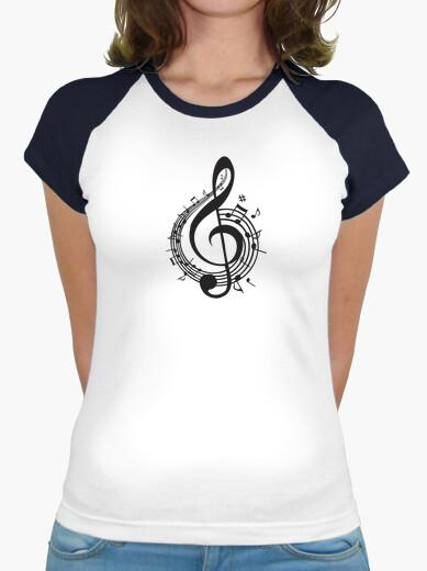 Tee-shirt key  femme  soleil de  tee shirt