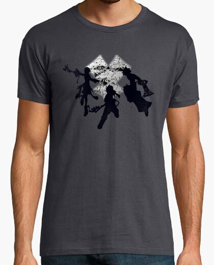 T-shirt Keyblade War per l'uomo