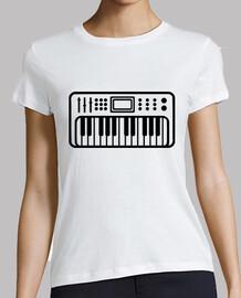 keyboard piano instrument