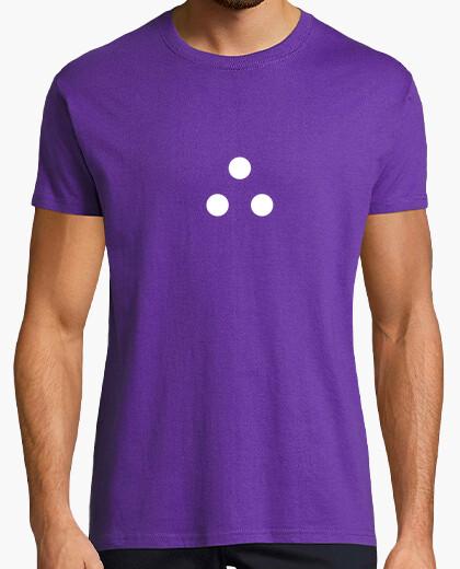 Camiseta Keydots white