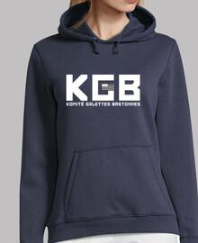 KGB - Sweat-shirt femme