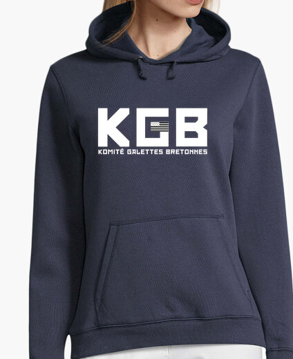 Kgb - sweatshirt woman hoody
