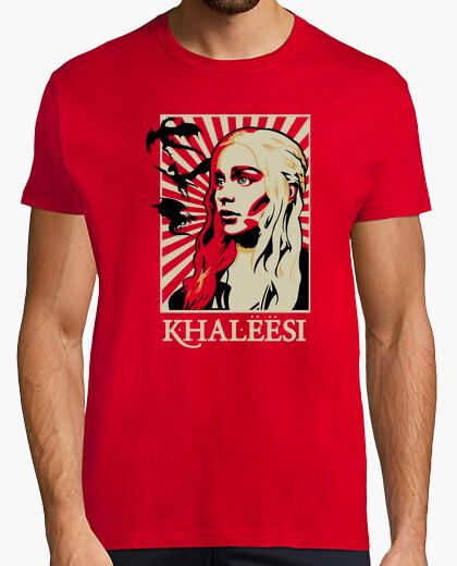 Camiseta Khaleesi - Daenerys Targaryen