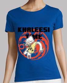 khaleesi  femme  de temps