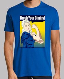 khaleesi briser vos chaînes