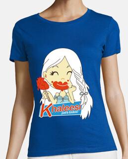Khaleesi para todos!