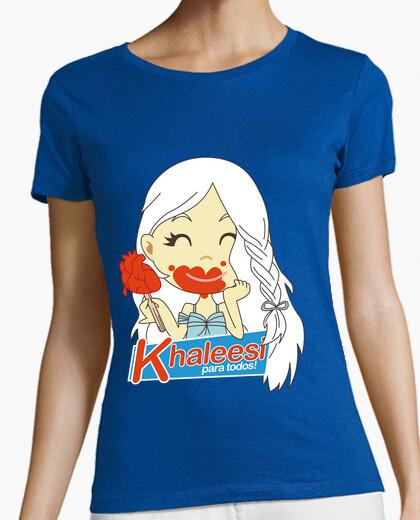 Tee-shirt khaleesi pour tout le monde!