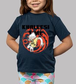 Khaleesi time niño