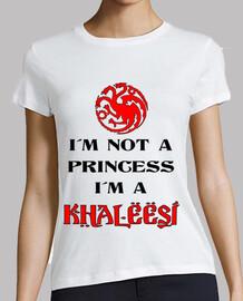 Khaleesi versus princess