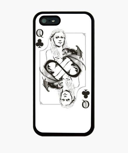 Funda iPhone KHALESSI POKER iphone 5/5s