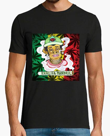 Camiseta khalifa mandril