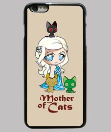 khatleesi mother cat case iphone 6 plus