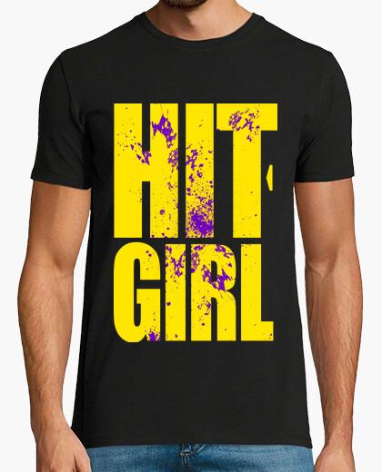 Camiseta Kick Ass - Hit Girl