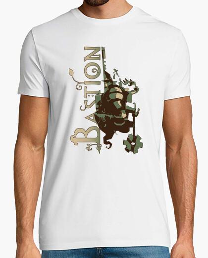 T-shirt kid - bastione per l'uomo