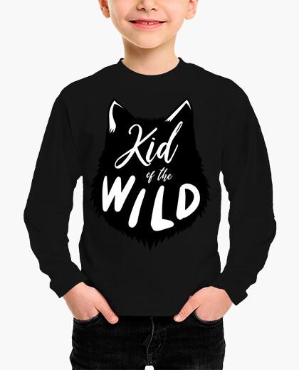 Ropa infantil Kid of the wild