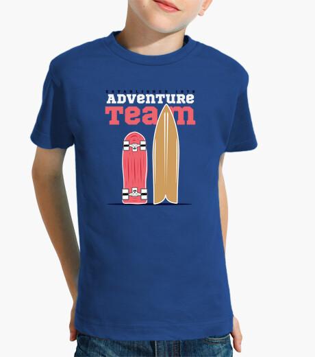 Ropa infantil Kids Adventure Team Surf Skate