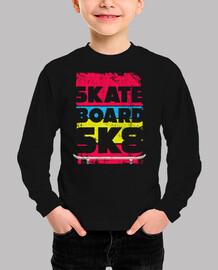 Kids Skateboard SK8