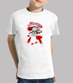 kids t-shirt - zombie hunter