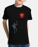 Kids' t-shirt, short sleeve