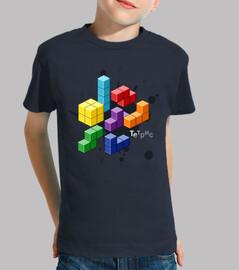kids tetris retropixel