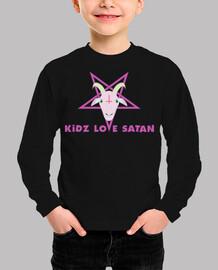 Kidz Love Satan