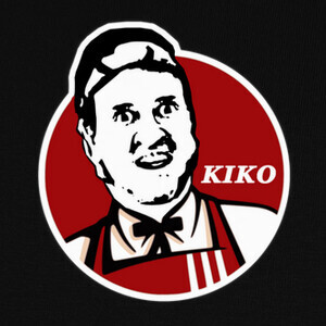 Camisetas Kiko chef