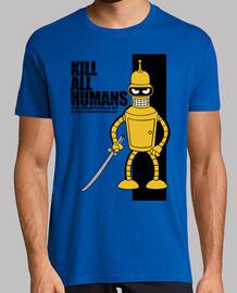 kill all les humains