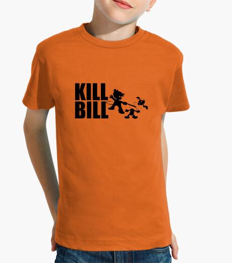 Vêtements enfant kill bill