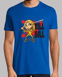 kill bill cartoni animati style