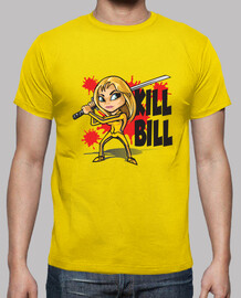 kill bill cartoon style