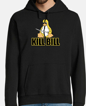 kill bill de geek linux