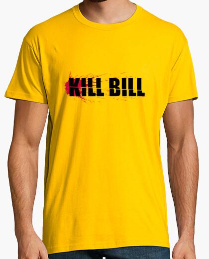 Camiseta KILL BILL en negro