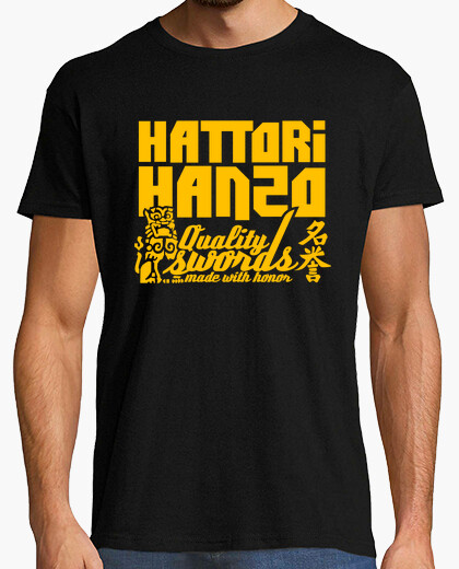 Kill Bill: Hattori Hanzo 2 t-shirt