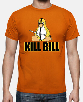 Kill Bill Linux Geek