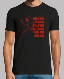 KILL BILL list
